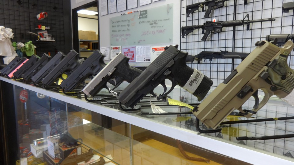 Gunfighter Tactical has one of the best pistol inventories in San Diego.